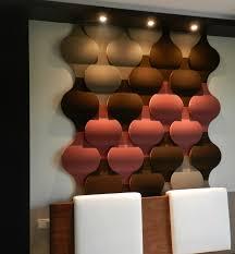 Farbgestaltung Wohnzimmer Braun Moderne Wandgestaltung
