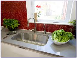 Red Kitchen Backsplash Tiles Red Tiles For Kitchen Backsplash Tiles Home Decorating Ideas