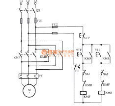 schematic diagram of motor control wiring components amazing