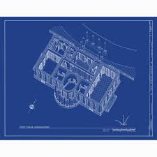 28 blueprint for a house house blueprint royalty free stock