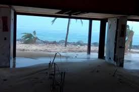 necker island sir richard branson reveals devastation caused to necker island home