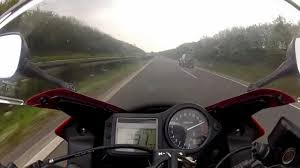 cbr 600cc bike price top speed honda cbr 600 on german autobahn youtube