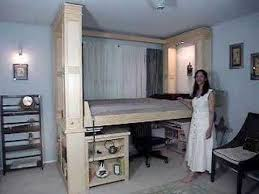 space saving double bed double space beds youtube