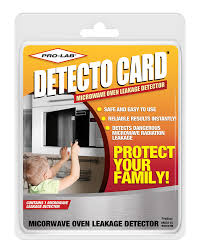Family Gard Microwave Oven Leakage Detector Test Kit U2013 Pro Lab Test Kits