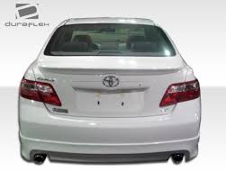 2011 toyota camry dimensions toyota camry rear bumpers toyota camry racer style rear lip 07 08