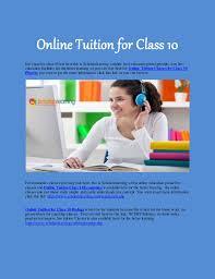 best online class online tuition for class 10 economics