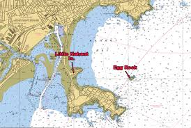 Map Of Massachusetts Coast by Search For Possible Missing Kayaker Off Nahant Ma New England