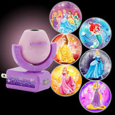 projectables disney princesses plug in night light 11738 the