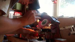 northern tool chainsaw grinder youtube