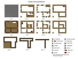 large house blueprints awesome minecraft small house blueprints handgunsband designs