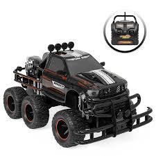 rc monster jam trucks gizmo toy rakuten ibot remote control off road racing car rc