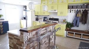 diy kitchen island custom diy rolling kitchen island reality daydream