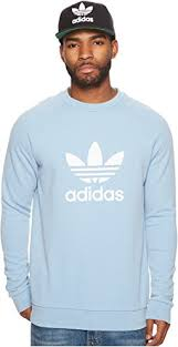 light blue adidas hoodie originals trefoil hoodie light aqua lab adidas blue shipped free
