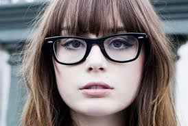 a frame hairstyles with bangs bangs and glasses hairstyle ideas hair world magazine