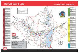 Reciprocity Map Spot On The Lake About Lake Hartwell
