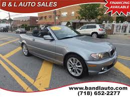 bmw 3 convertible for sale bmw 3 series 2005 in bronx island nyc ny b l auto sales