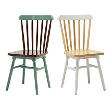Modern Bistro Chairs Cafe Chairs The Sean Dix Copine Dining Chair Features Metal