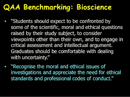 Comfortable With Uncertainty Why Teaching Of Bioethics Matters