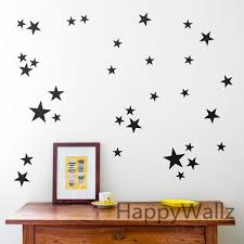 Aliexpresscom  Buy Stars Wall Stickers Baby Nursery Stars Wall - Cheap wall decals for kids rooms