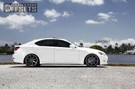 2010 lexus is 250 tires wheel offset 2010 lexus is250 flush dropped 1 3 custom rims