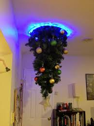 Upside Down Christmas Tree Portal Christmas Tree Is Absolutely Genius