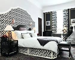black and white paris bedroom coolest themed bedroom pink black