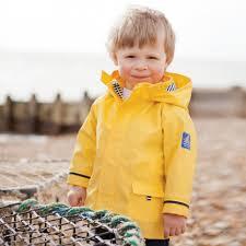 Yellow Raincoat Girl Meme - children s fisherman s jacket jojo maman bebe