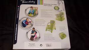 rehausseur de chaise thermobaby de maman deuxfoismaman parent et enfants le rehausseur de