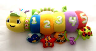 free leap frog caterpillar musical interactive toddler baby crib