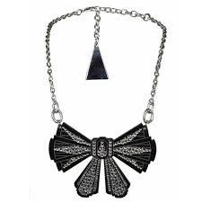 black large necklace images Necklaces tarina tarantino jpg