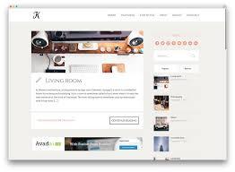 best blog themes ever 20 best fashion blog magazine ecommerce and photography wordpress