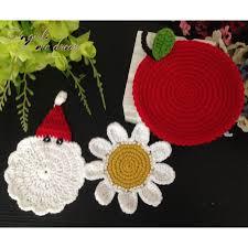 online get cheap christmas crochet decorations aliexpress com