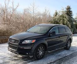 Audi Q7 Off Road - 2007 audi q7 review and test drive by car reviews and news