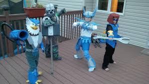 Skylanders Halloween Costume Skylanders Focus Jet Vac