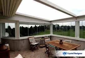 chiudere veranda a vetri prodotti designer
