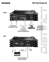car audio amp wiring diagrams with auto amplifier diagram for to