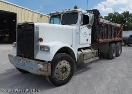 1986 freightliner dump truck item da2377 sold october 2