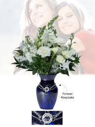 The Blue Vase Of Life Forever Friends Blue Vase Boesen The Florist