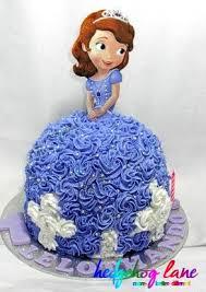 sofia cakes princess sofia doll cake hedgehog themed party decor