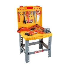 Boys Wooden Tool Bench Super Tool Workbench With Toy Tools Kmart