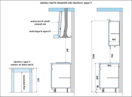 dimensions cuisine dimensions meubles cuisine meubles cuisine of india solutions sous