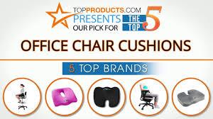 best office chair cushion reviews 2017 u2013 choose best