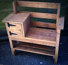 Small Bench With Shoe Storage by Shoe Rack With Bench Diy Shoe Storage Bench With Free Plans Using