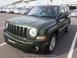 jeep patriot 2009 for sale used 2009 jeep patriot limited aba mk74 for sale bf648618 be forward