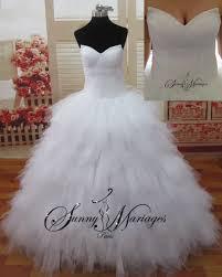 robe de mari e princesse pas cher robe de mariee bustier en point robe de mariee princesse en tulle