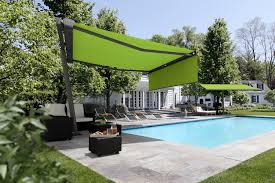 custom made for your space retractable shade sails u0026 awnings