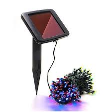 solar christmas lights 100 multi color solar christmas lights string solarchristmaslights