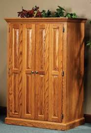 Large Computer Armoire Armoire Wood Computer Armoire Corner Wood Computer Armoire