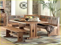 round breakfast nook table round dining table with bench lesdonheures com