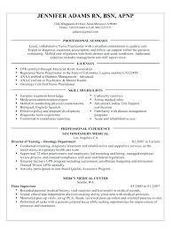 experienced professional resume template assistant director nursing resume nurse resume example